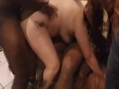 cuckold, gangbang, interracial